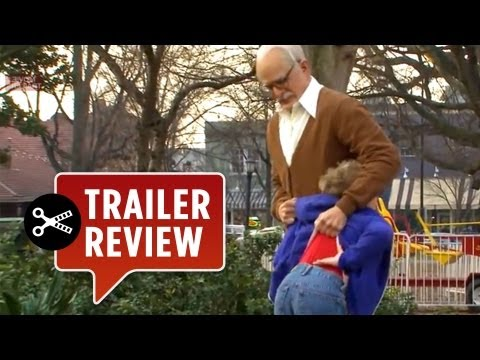 Instant Trailer Review - Jackass Presents: Bad Grandpa (2013) - Jackass Movie HD