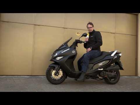 Motosx1000: Prueba Daelim S3 125Fi