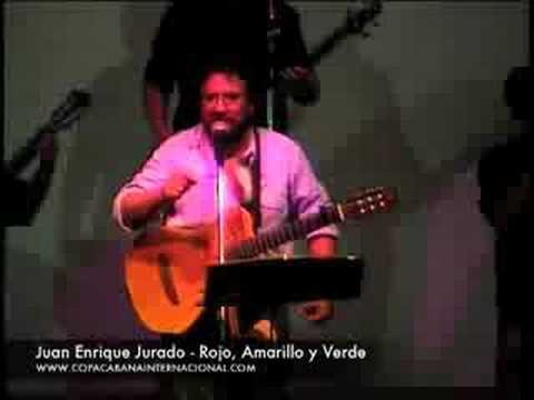 Juan Enrique Jurado - Rojo Amarillo y Verde