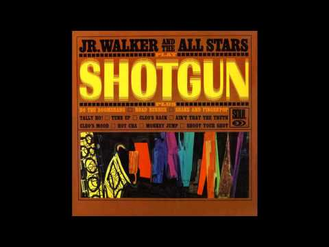 JR Walker and the All Stars - Tally-Ho