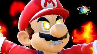 Super Smash Bros Ultimate ALL FINAL SMASHES So Far - Snake Ridley Mario + More