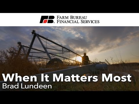 When It Matters Most: Brad Lundeen