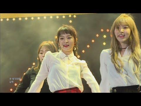 171102 평창 레드벨벳(Red Velvet) - 빨간 맛 (Red Flavor)