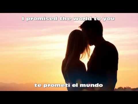 Nick Kamen ~ I promised myself ~ Contiene subtitulos en ingles y español
