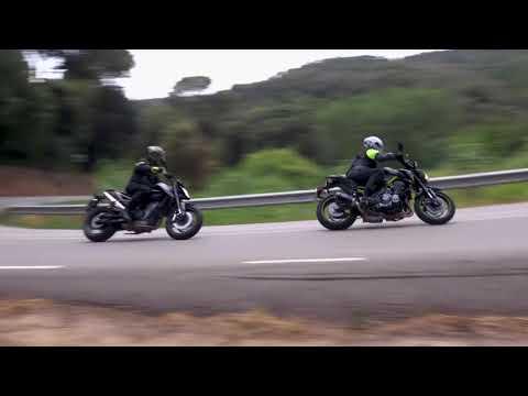 Motosx1000: Comparativa KTM Duke 790 Vs. Kawasaki Z900