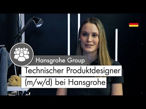 Technischer Produktdesigner (m/w) | Das sagen Auszubildende bei Hansgrohe