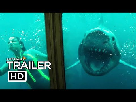47 METERS DOWN: UNCAGED Official Trailer #2 (2019) Shark, Horror Movie HD