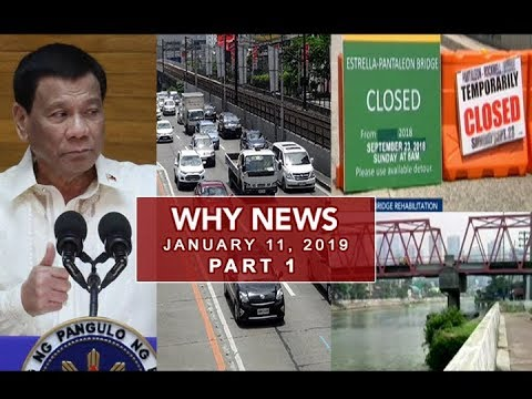 Why News (January 11, 2019) PART 1