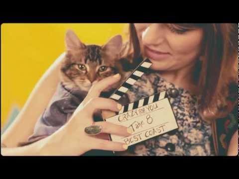 Best Coast - Crazy For You [OFFICIAL VIDEO] - YouTube