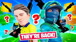 THEY FIXED FORTNITE! (secret update)