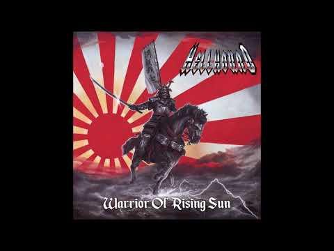 Hellhound-Warrior Of Rising Sun {Full Album}