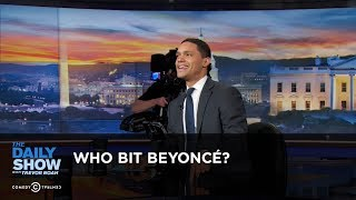 Who Bit Beyoncé? - Between the Scenes | The Daily Show