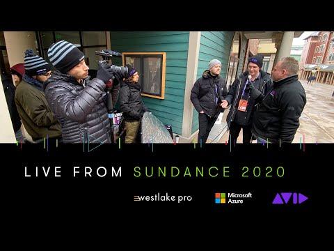 #AVID #SUNDANCE ⏩ Chemo Brain director Kristian Håskjold and editor Emil Gundersen