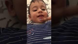 Baby loves to make this sound. #babyboy #babyfunnysounds #babyboy #funny #16monthold #16monthboy