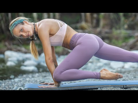 15 Min Yoga Workout For FULL BODY Transformation   Feel Great & Lose Weight