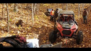 New River WMA 11/10/18 with a Turbo S & Canam X3
