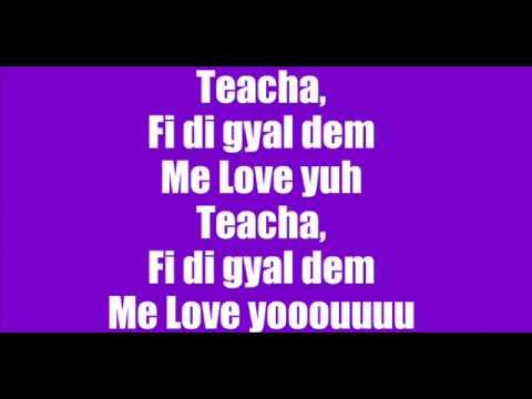 Vybz Kartel - Love It Lyrics