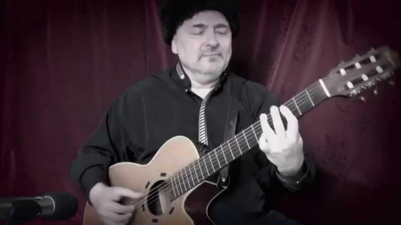 Katyusha - Катюша - Igor Presnyakov - acoustic guitar