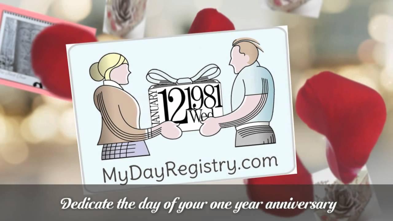 3 year anniversary gift dating site