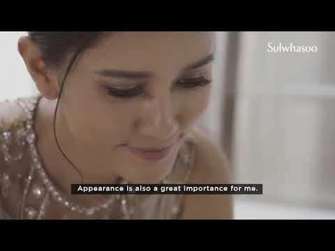 Sulwhasoo X Harper's Bazaar : Titi Rajo Bintang