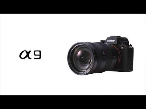 Sony α9 — полнокадровая камера со сменной оптикой