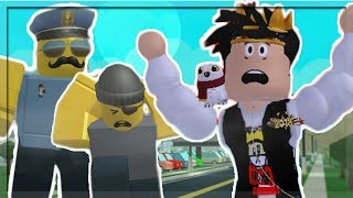 HE TRIED TO ROB MY STORE IN ROBLOX RETAIL TYCOON!