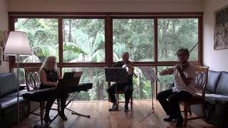 Concertino trio light classical music for events