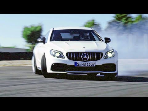 Mercedes-AMG C63 S Coupe (2019) Audi RS5 killer