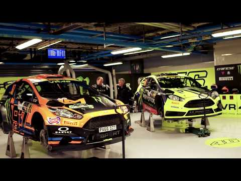 Monster Energy - Monza Rally Show 2017