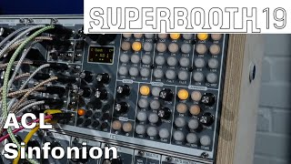 Superbooth 2019: ACL Sinfonion  - All Your Oscillators Can Now Play Nicely Together!