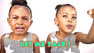 LET ME TALK! | TWIN TALK