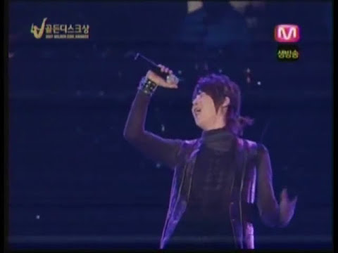 Hyesung, Brand New (solo version), 2007 Golden Disk Awards