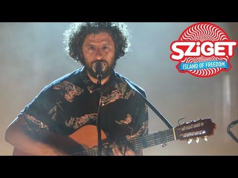 José González Live @ Sziget 2015