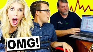 Making My Husband Take A Lie Detector Test! (Truth Revealed)