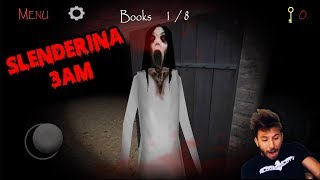 (SCARY!) DONT PLAY SLENDRINA THE CELLER AT 3 AM | PLAYING SLENDRINA THE HORROR GAME ALONE AT 3AM