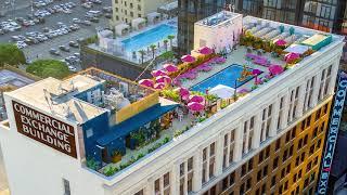 Freehand Downtown LA Hotel