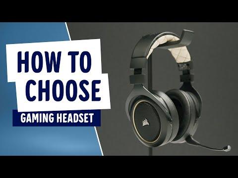 Sådan vælger du gaming-headset – Corsair, HyperX, SteelSeries eller ADX?