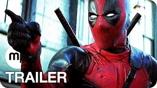 DEADPOOL 2 Teaser Trailer German HD