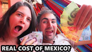 How Expensive Is Mexico REALLY? Travel Cost Of 10 Weeks