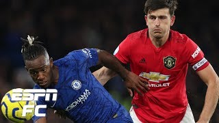 Chelsea vs. Manchester United reaction: FC pundits SHOCKED Harry Maguire didn't see red | ESPN FC