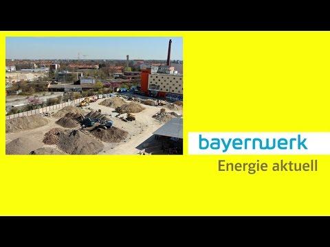 Energie aktuell: Bayernwerk Natur macht Werksviertel München energieautark