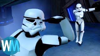 Top 10 WORST Star Wars Games