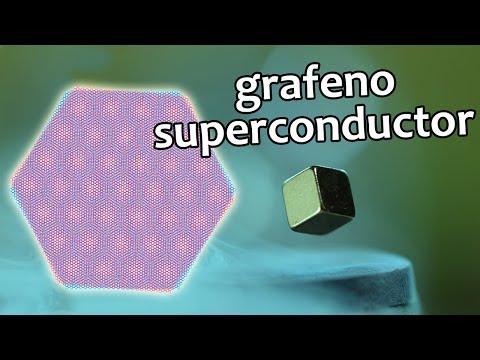 El grafeno es superconductor | Noticias 12/03/2018