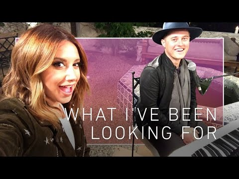 What I've Been Looking For ft. Lucas Grabeel | Music Sessions | Ashley Tisdale