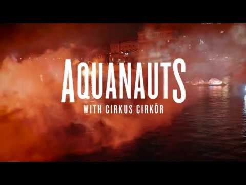 Aquanauts, trailer from Stockholm Culture Festival 2018