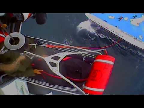 DFN: Coast Guard medevacs man near Cold Bay, Alaska, AK, UNITED STATES, 02.20.2018