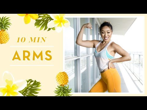 5 Ways to Toned Arms & True Friends