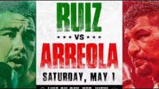 Andy Ruiz Jr. vs. Chris Arreola full highlights