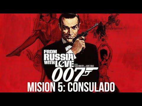 007 Desde Rusia con Amor (2006) - Sony PSP - Misión 5: Consulado