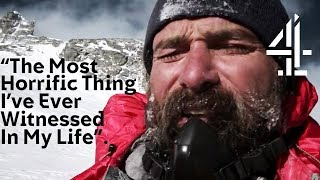 Ant Middleton Gets Left In a Life-Threatening Storm | Extreme Everest with Ant Middleton